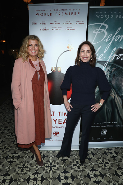 """Paprika「""""That Time Of Year"""" And """"Before The Frost"""" TIFF World Premiere Celebration」:写真・画像(17)[壁紙.com]"""