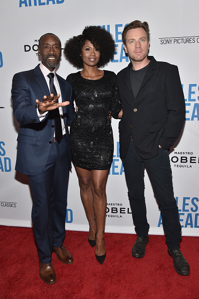 """Sony Picture Classics「Premiere Of Sony Pictures Classics' """"Miles Ahead"""" - Arrivals」:写真・画像(15)[壁紙.com]"""