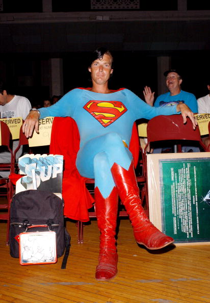Position「Superman at the Los Angeles Comic Book and Science Fiction Convention」:写真・画像(7)[壁紙.com]
