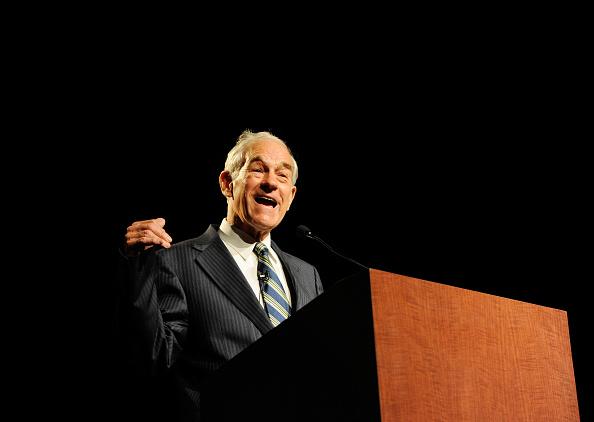 Ethan Miller「Ron Paul Addresses Clark County Republican Party」:写真・画像(4)[壁紙.com]