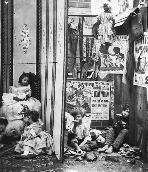 19th Century「London Contrast」:写真・画像(14)[壁紙.com]
