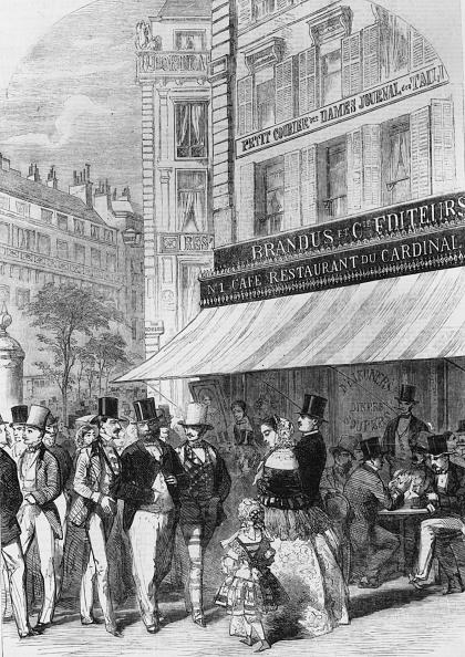 Boulevard「Parisian Cafe」:写真・画像(18)[壁紙.com]