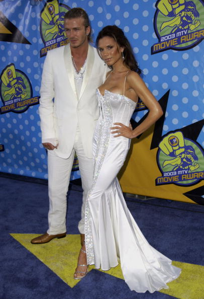 Shrine Auditorium「The 2003 MTV Movie Awards - Arrivals」:写真・画像(2)[壁紙.com]