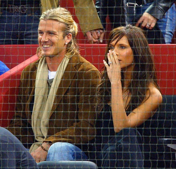 Spice「David and Victoria Beckham」:写真・画像(16)[壁紙.com]