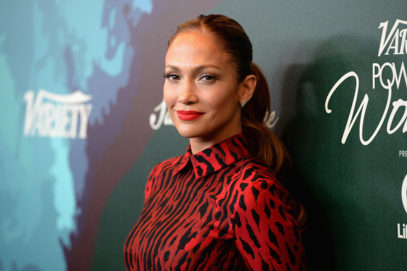 Jennifer Lopez「2014 Variety Power Of Women Presented By Lifetime - Arrivals」:写真・画像(6)[壁紙.com]