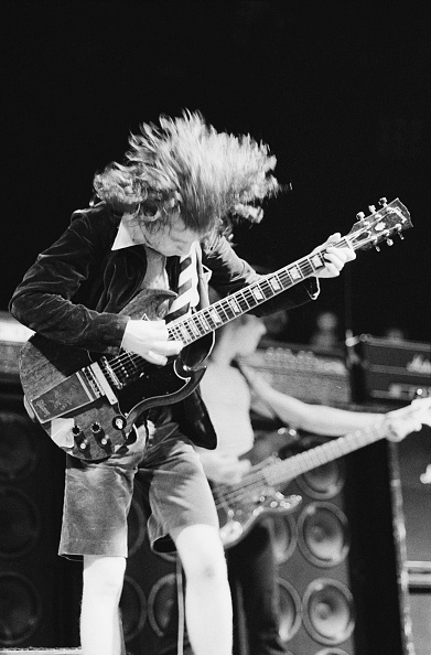 ギタリスト「AC/DC On Stage」:写真・画像(13)[壁紙.com]