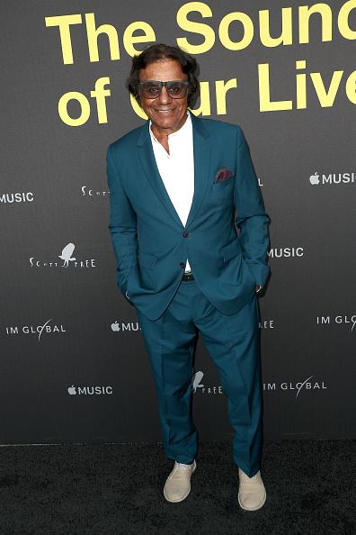 "Johnny Mathis「Premiere Of Apple Music's ""Clive Davis: The Soundtrack Of Our Lives"" - Arrivals」:写真・画像(4)[壁紙.com]"