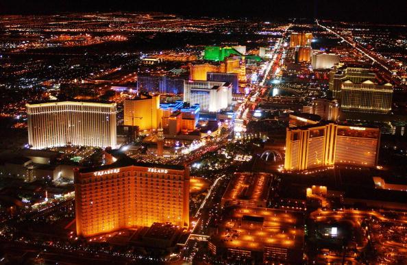 Las Vegas「Las Vegas Boulevard Aerial Views」:写真・画像(11)[壁紙.com]