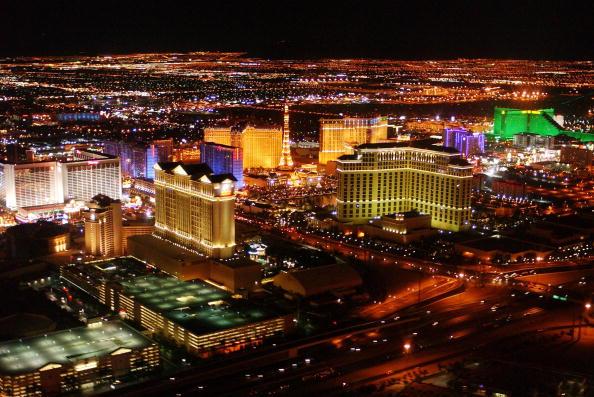 Las Vegas「Las Vegas Boulevard Aerial Views」:写真・画像(2)[壁紙.com]