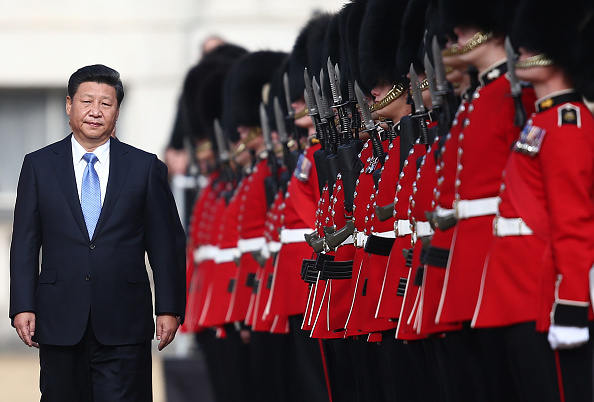 President「State Visit Of The President Of The People's Republic Of China - Day 2」:写真・画像(6)[壁紙.com]