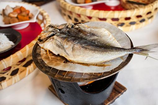 Japan「Fish course Japanese breakfast」:スマホ壁紙(9)