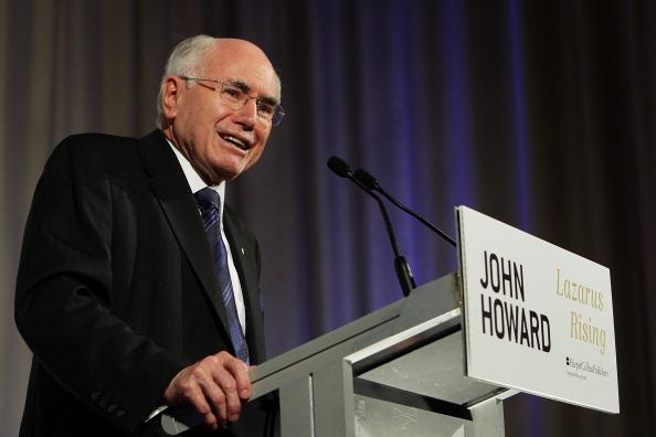 Former「John Howard Promotes Autobiography In Sydney」:写真・画像(17)[壁紙.com]