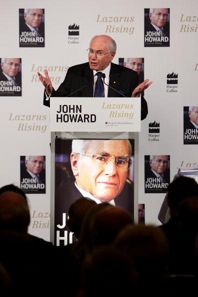 Autobiography「John Howard Promotes Autobiography In Sydney」:写真・画像(19)[壁紙.com]