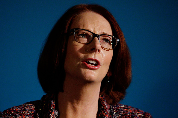 "Lisa Maree Williams「Julia Gillard Launches Her New Book ""My Story"" In Sydney」:写真・画像(5)[壁紙.com]"