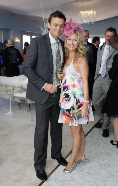 Adam Gilchrist「Celebrities At Emirates Melbourne Cup Day」:写真・画像(5)[壁紙.com]
