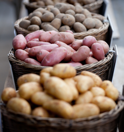 Red Potato「Different Potatoes」:スマホ壁紙(3)