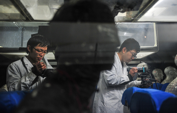 Passenger Cabin「Research Team From Tianjin University Simulate Cockpit Air Of C919 In Tianjin」:写真・画像(17)[壁紙.com]