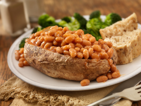 Baked Potato「Jacket Potato with Baked Beans」:スマホ壁紙(14)