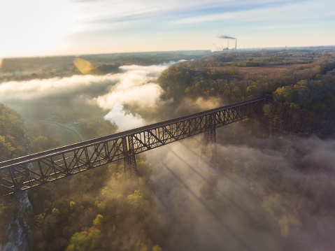 Appalachian Mountains「Appalachian Sunrise」:スマホ壁紙(19)