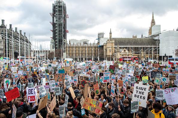 Participant「UK Students Strike Against Climate Change」:写真・画像(11)[壁紙.com]