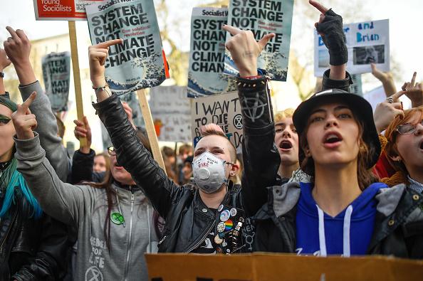 Social Issues「UK Students Strike Over Climate Change」:写真・画像(19)[壁紙.com]