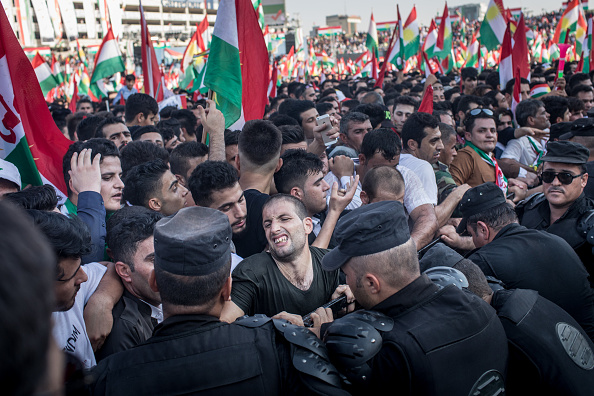Arrival「Preparations Continue for the Iraqi Kurdistan Independence Referendum」:写真・画像(13)[壁紙.com]