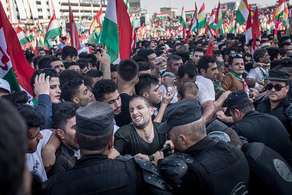 到着「Preparations Continue for the Iraqi Kurdistan Independence Referendum」:写真・画像(8)[壁紙.com]