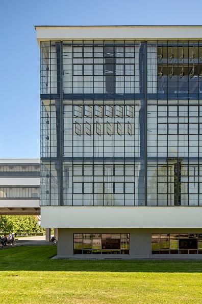 Transparent「The Bauhaus Building」:写真・画像(6)[壁紙.com]