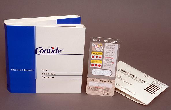 Three Objects「HIV Testing Kit」:写真・画像(3)[壁紙.com]