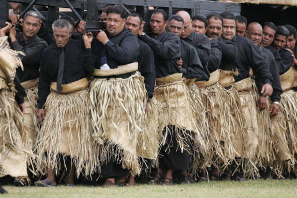Kula「State Funeral For King Taufa'ahau Tupou IV of Tonga」:写真・画像(15)[壁紙.com]