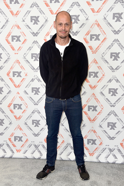 Soul Patch「FX Networks Starwalk Red Carpet At TCA - Arrivals」:写真・画像(2)[壁紙.com]