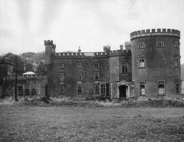 建築上の特徴「Kilwaughter Castle」:写真・画像(11)[壁紙.com]