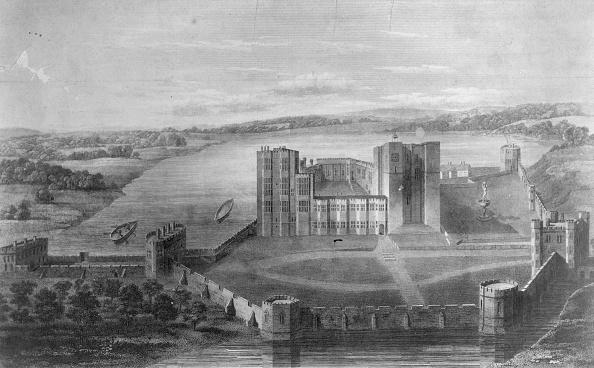 17th Century「Kenilworth Castle」:写真・画像(10)[壁紙.com]
