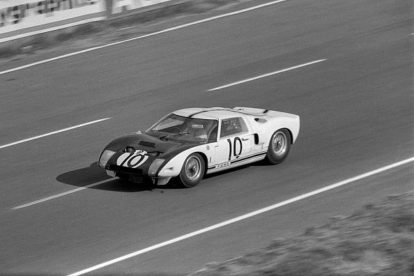 Ford GT「Phil Hill, Bruce McLaren, 24 Hours Of Le Mans」:写真・画像(17)[壁紙.com]