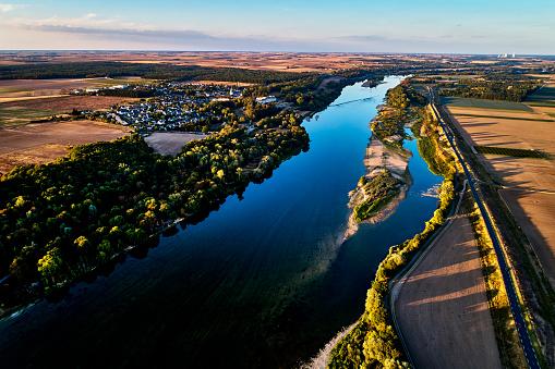 Loire Valley「Loire River, Loire Valley, France」:スマホ壁紙(19)