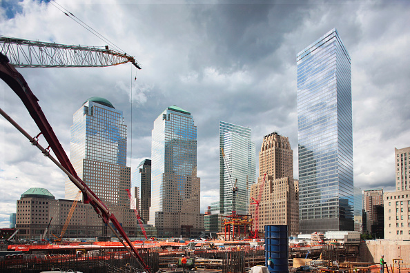 Incomplete「World Trade Centre, New York City, USA August 2009, North West View」:写真・画像(11)[壁紙.com]