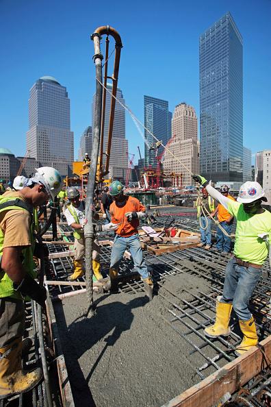 Pouring「World Trade Centre, New York City, USA September 2009, Tower 4 Concrete Pour」:写真・画像(19)[壁紙.com]
