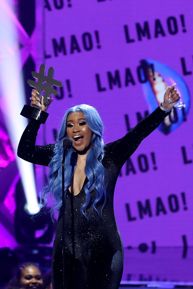 Award「2019 BET Social Awards At The Tyler Perry Studios - Show」:写真・画像(12)[壁紙.com]