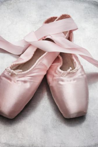 Lace - Fastener「Ballet shoes, close-up」:スマホ壁紙(15)