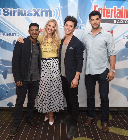 Topix「SiriusXM's Entertainment Weekly Radio Channel Broadcasts From Comic Con 2017 - Day 1」:写真・画像(13)[壁紙.com]