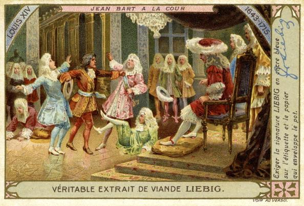 Louis XIV Of France「Reign of Louis XIV: Jean Bart at court」:写真・画像(17)[壁紙.com]