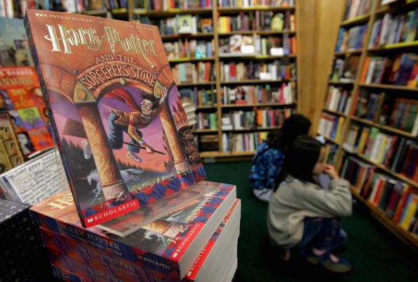Book「Sixth Harry Potter Book To Be Published In July」:写真・画像(6)[壁紙.com]