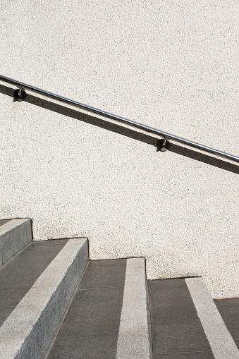 A Helping Hand「Hand rail and staircase」:スマホ壁紙(8)