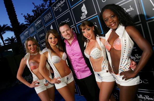 Nathan Burton「Vegas Magazine 3rd Anniversary Party」:写真・画像(5)[壁紙.com]