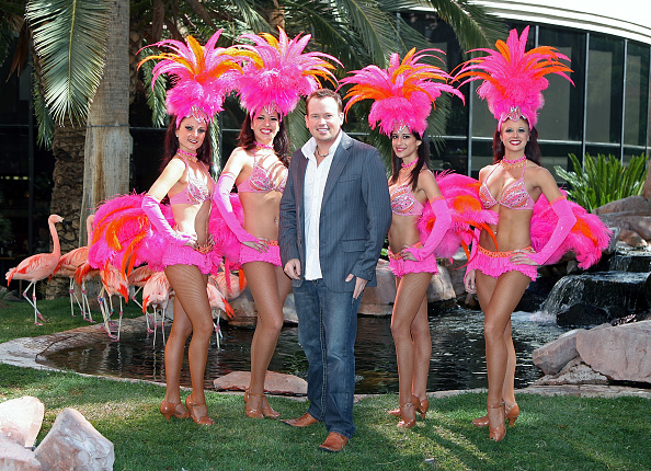 Cynthia Meyer「Magician Nathan Burton Named New Headliner At Flamingo」:写真・画像(3)[壁紙.com]