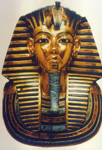 Archaeology「Funerary mask of King Tut」:スマホ壁紙(8)