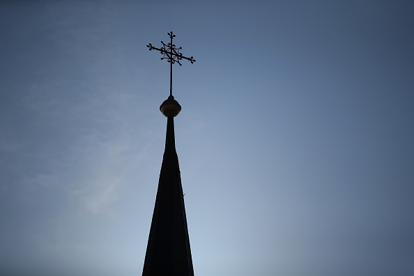 Religious Cross「Germany's Catholic Church To Release Sexual Abuse Report」:写真・画像(3)[壁紙.com]