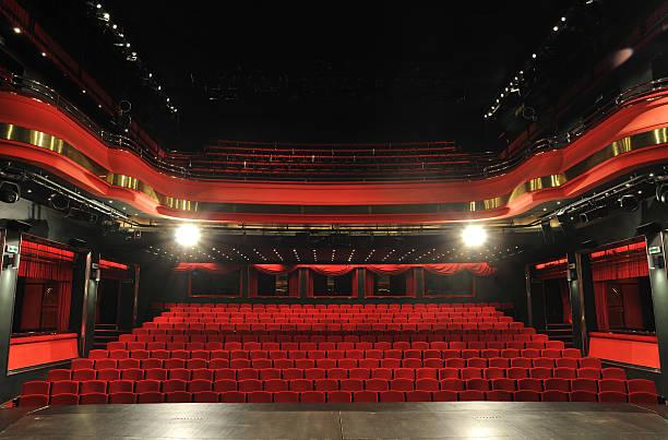 Theater seats:スマホ壁紙(壁紙.com)
