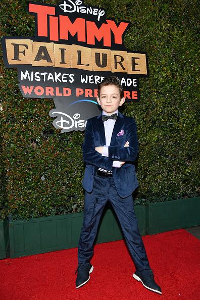 "El Capitan Theatre「Premiere Of Disney +'s ""Timmy Failure Mistakes Were Made"" - Red Carpet」:写真・画像(0)[壁紙.com]"