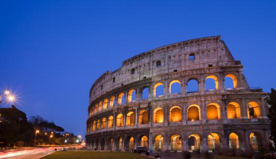Roman「Rome. The colosseum.」:スマホ壁紙(6)